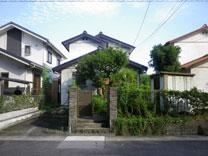 愛知県名古屋市守山区 F様邸 (木造) 解体工事-施工前写真