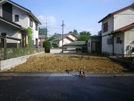 愛知県名古屋市守山区 F様邸 (木造) 解体工事-施工後写真