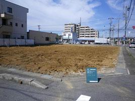 愛知県春日井市 某パチンコ店 (鉄骨造) 解体工事-施工後写真