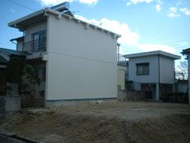 愛知県瀬戸市 K様邸 (鉄筋コンクリート造) ※補修工事共 解体工事-施工後写真