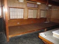 愛知県名古屋市西区 店舗内装撤去工事 解体工事-施工前写真